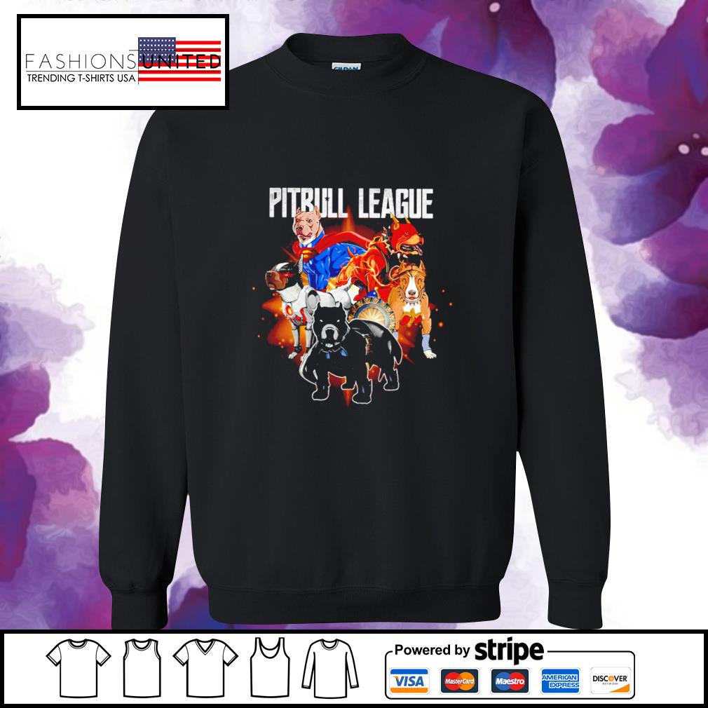 Avengers Pitbull League s sweater