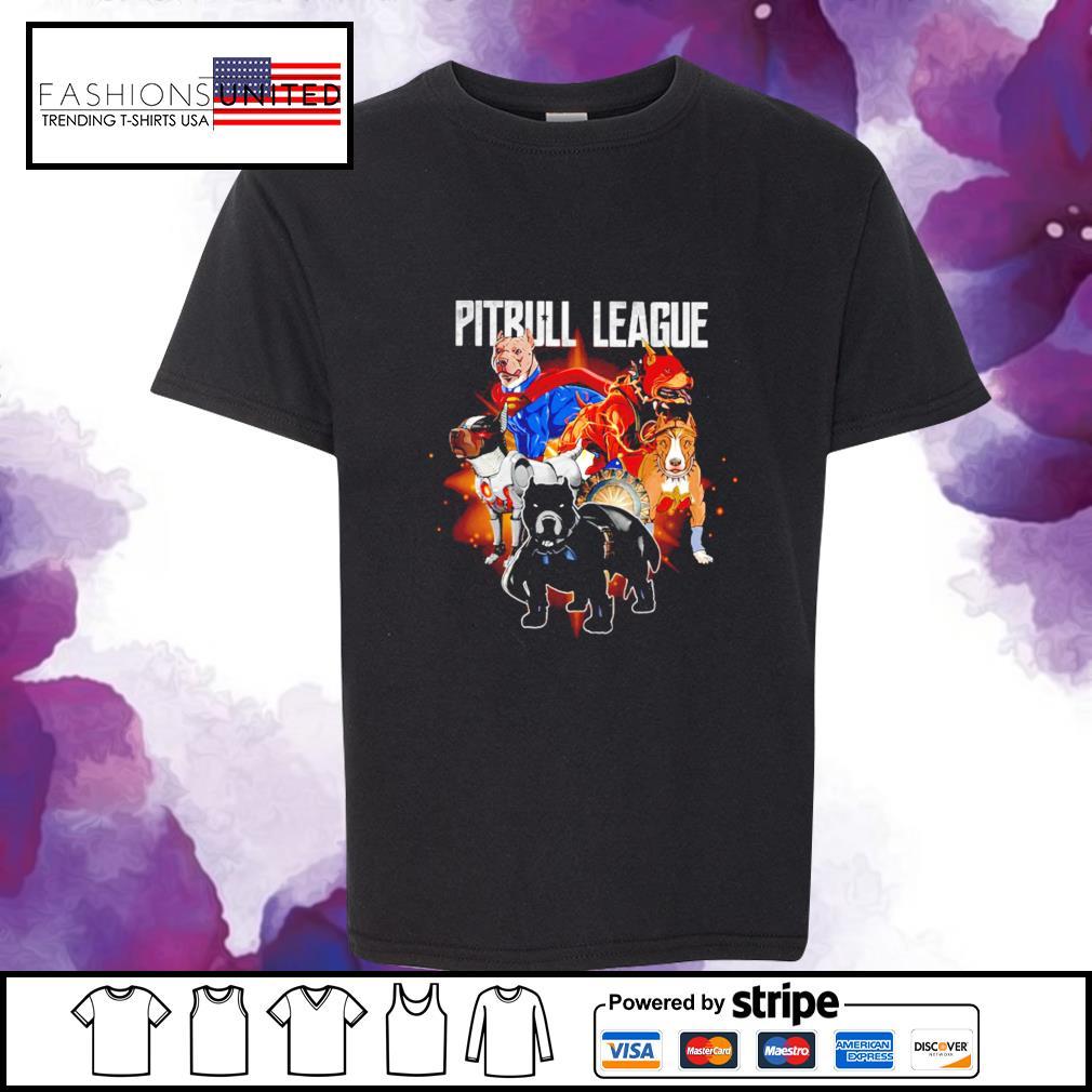 Avengers Pitbull League s youth-tee