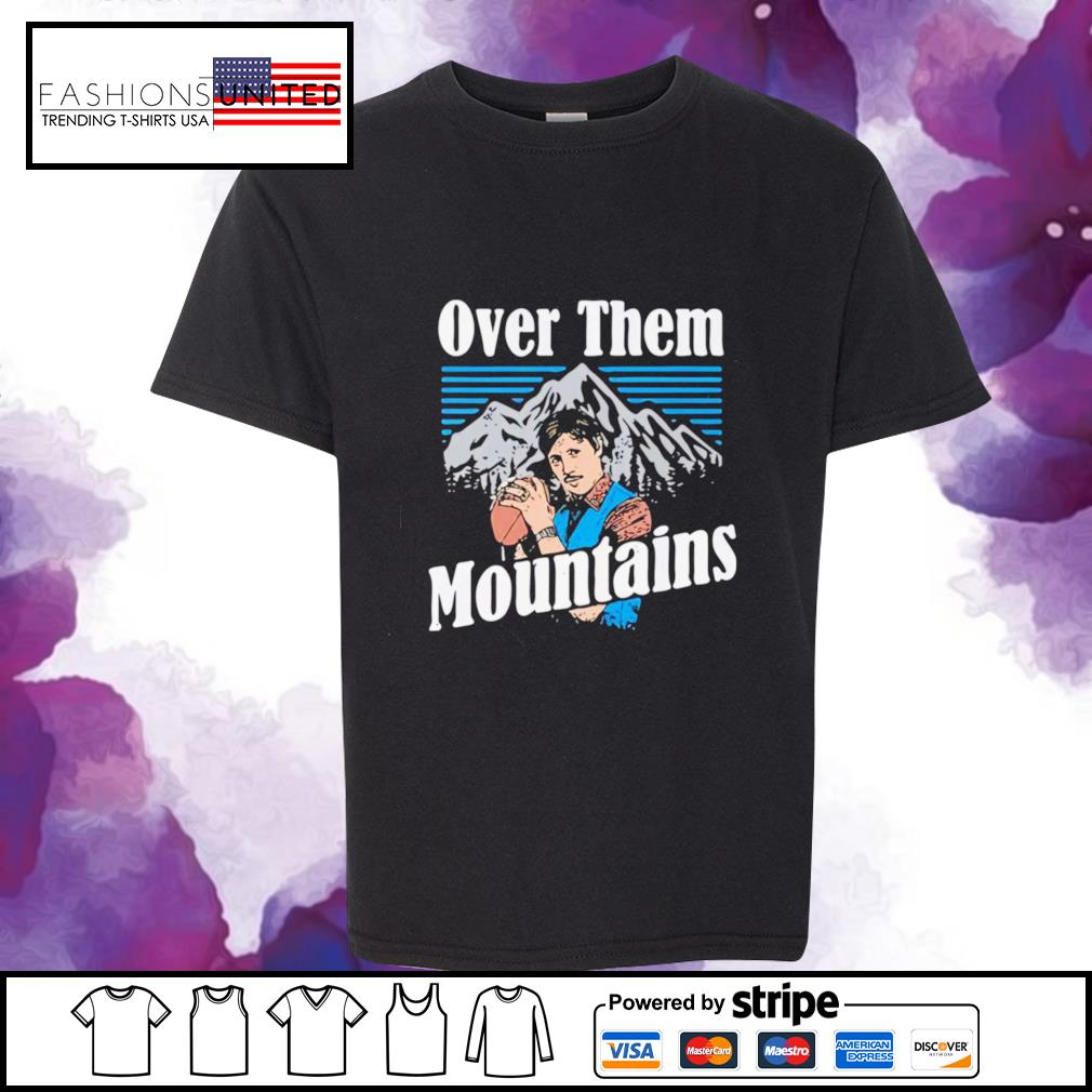 Gardner Minshew Duval Over them mountains s youth-tee