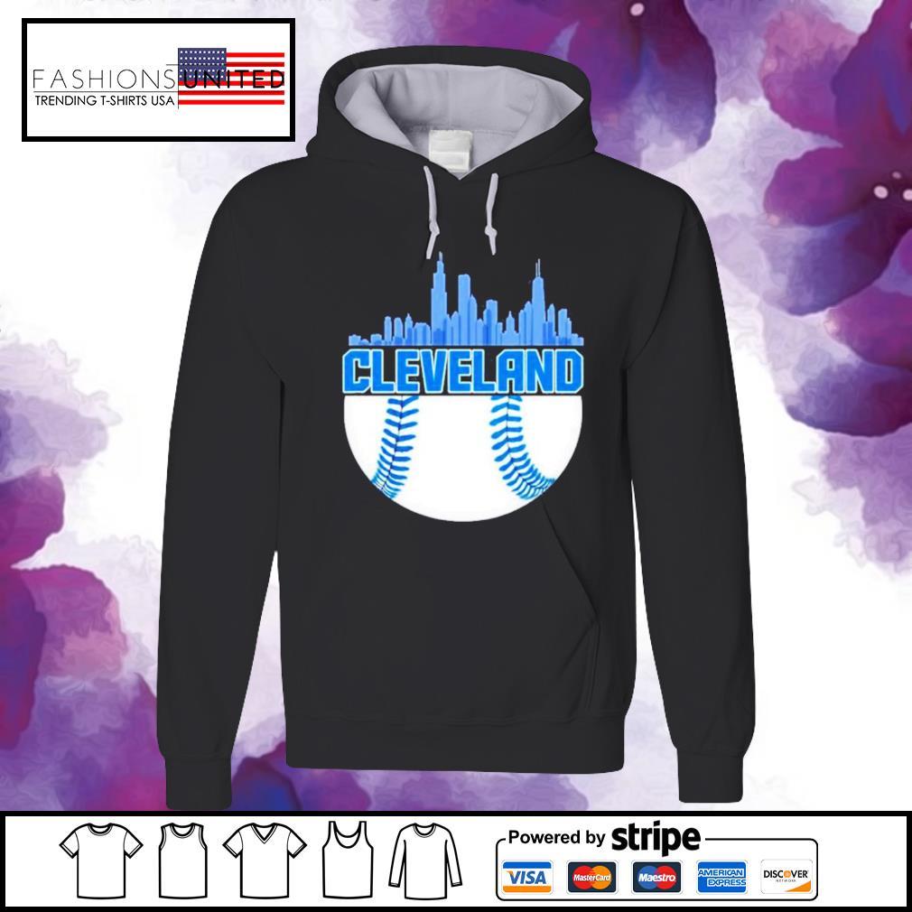 Baseball Cleveland Hometown Indian vintage hoodie