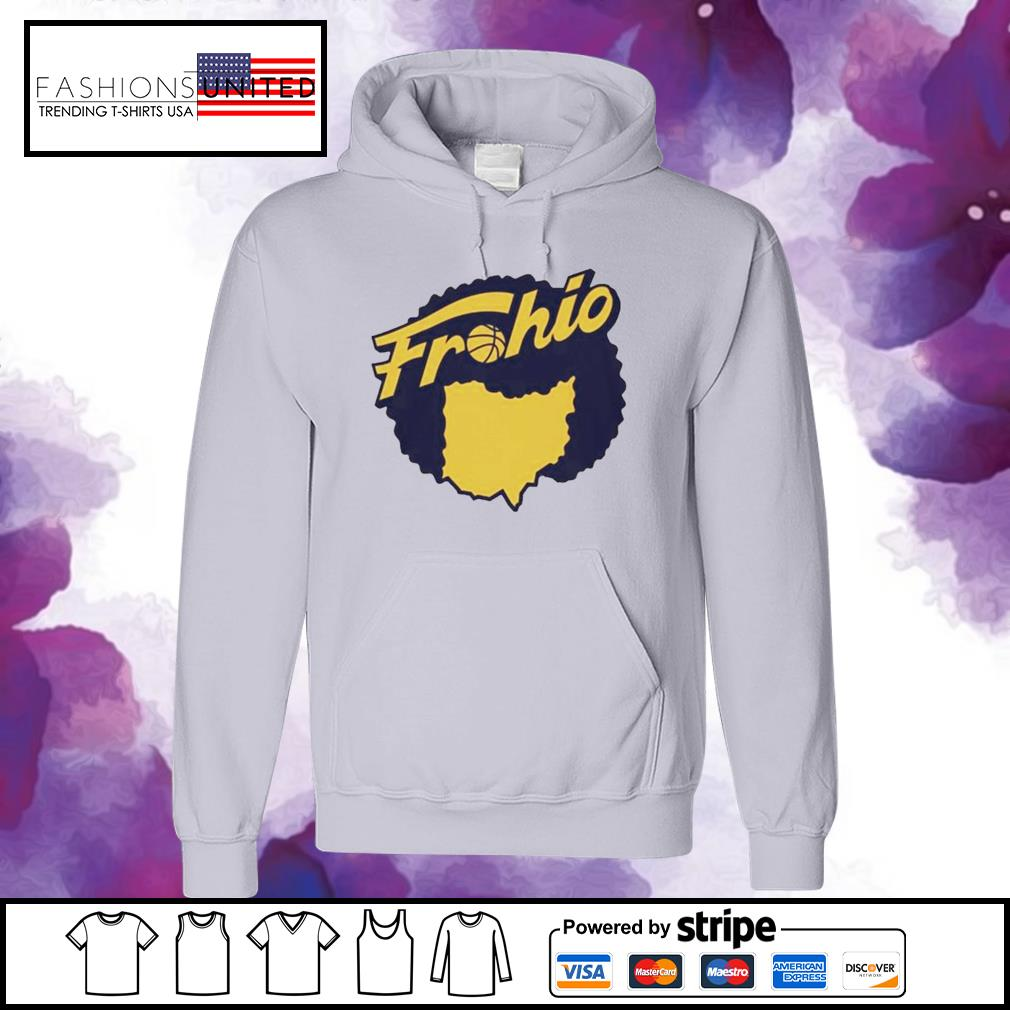 Cleveland used to be in Ohio Fruhio hoodie