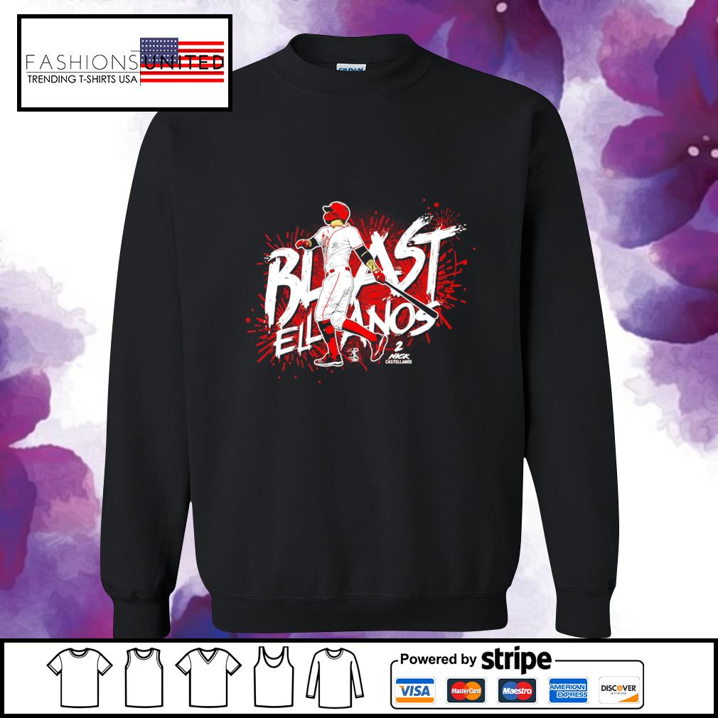 Blastellanos 2 nick castellanos s sweater