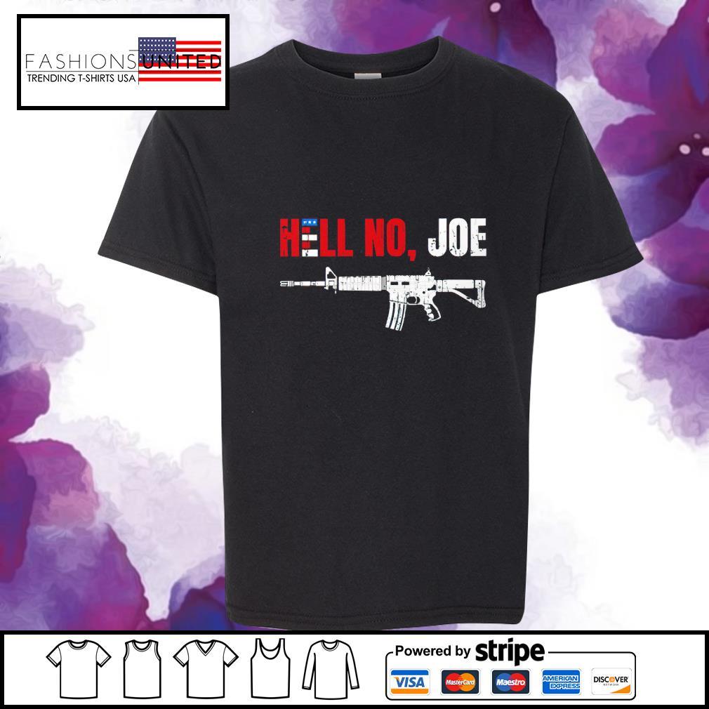 Gun hell no Joe Biden s youth-tee