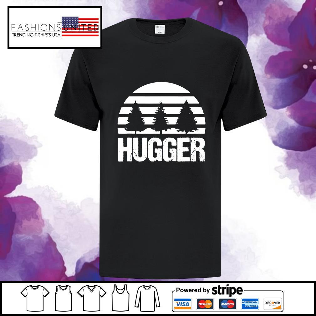 Hugger Tree vintage shirt