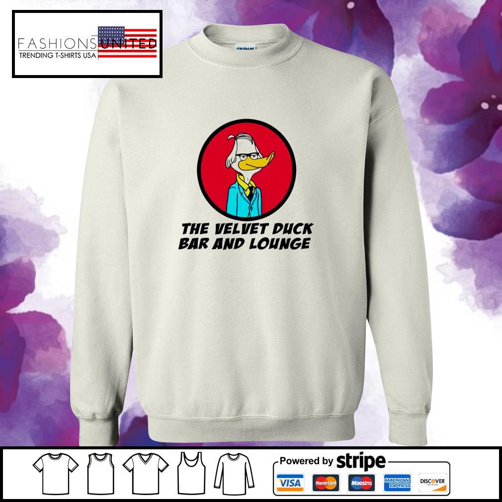 Velvet Duck the velvet duck bar and lounge s sweater