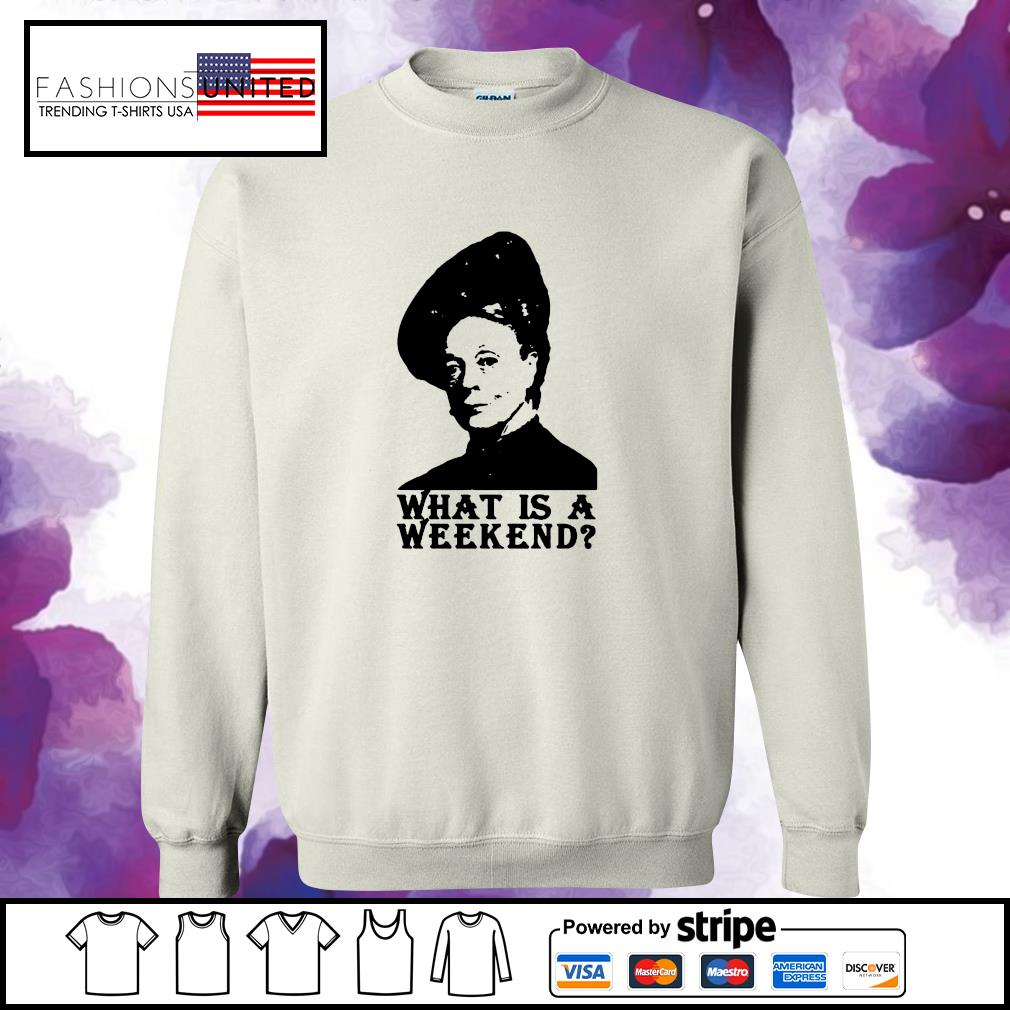 Violet Crawley what is a weekend s sweater