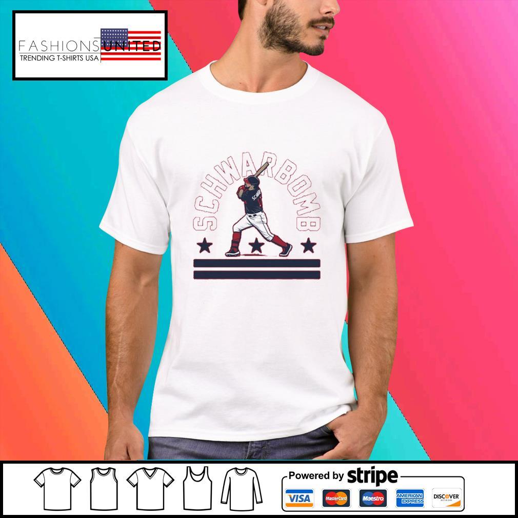Schwarbombs Baseball shirt