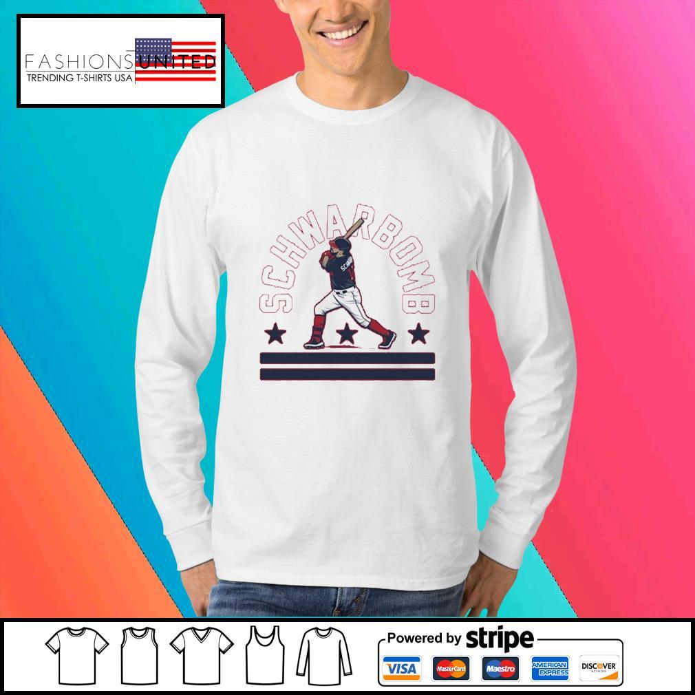 Schwarbombs Baseball s Sweater