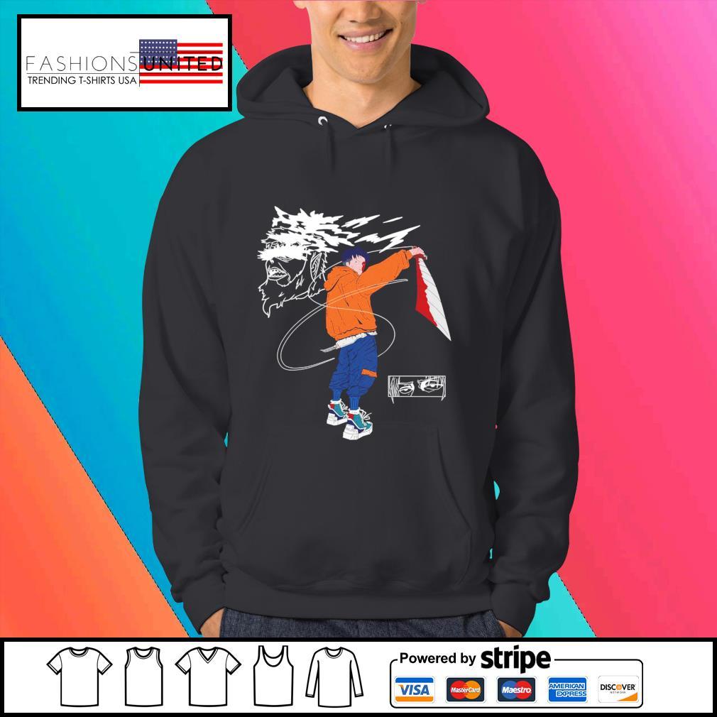 Levi Slash shirt, hoodie, sweater and tank top Hoodie