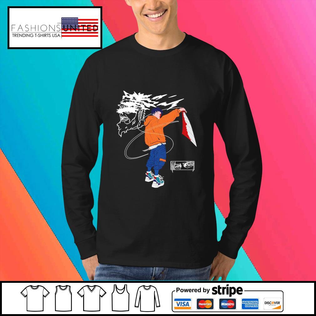 Levi Slash shirt, hoodie, sweater and tank top Sweater