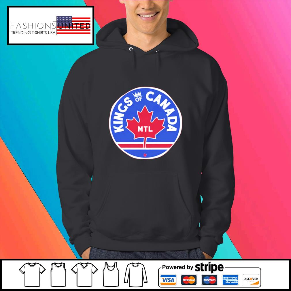 Montreal Hockey Kings of Canada shirt, hoodie, sweater and tank top Hoodie