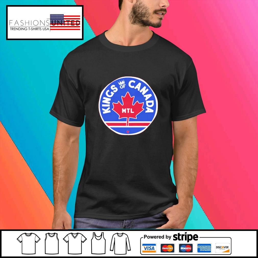 Montreal Hockey Kings of Canada shirt, hoodie, sweater and tank top