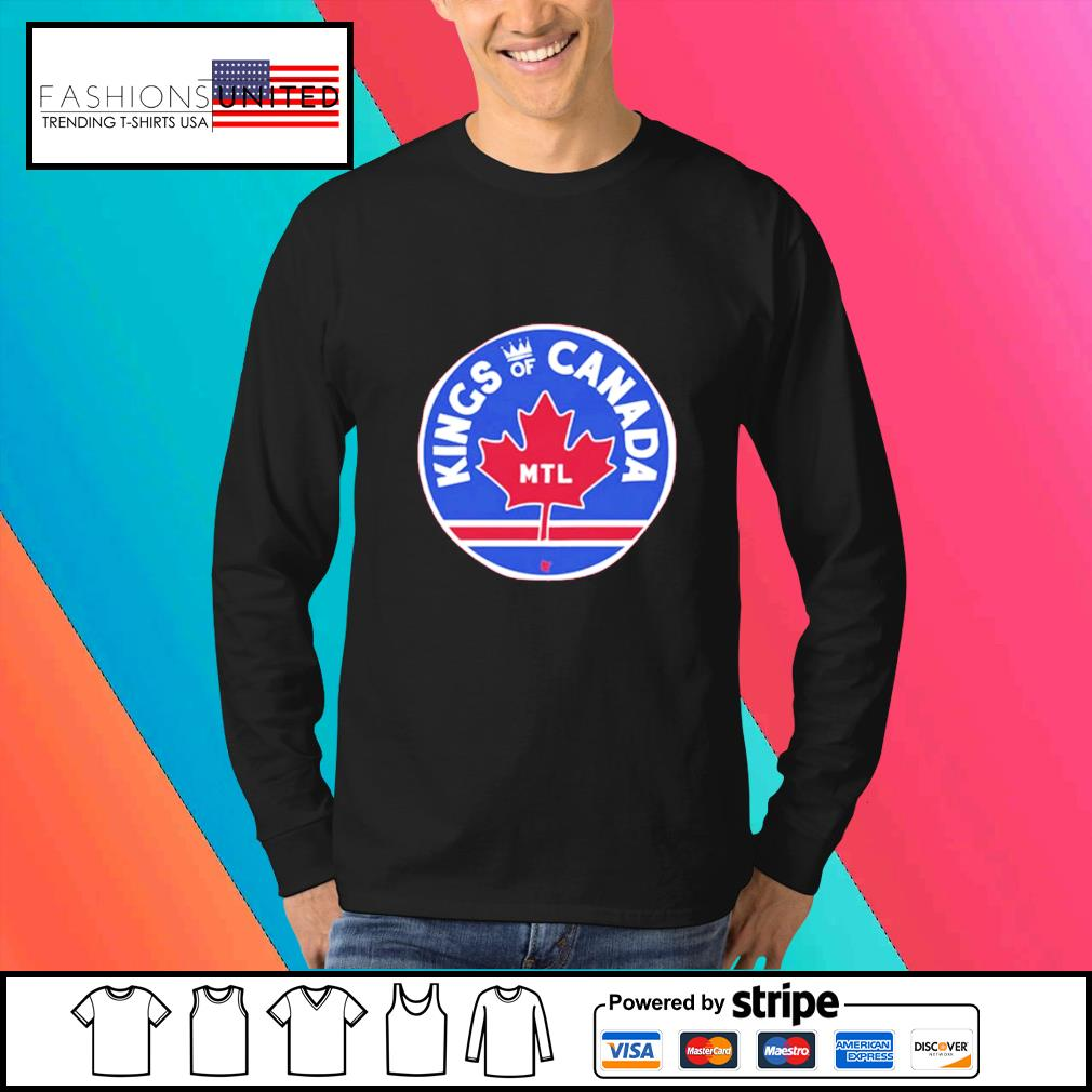 Montreal Hockey Kings of Canada shirt, hoodie, sweater and tank top Sweater