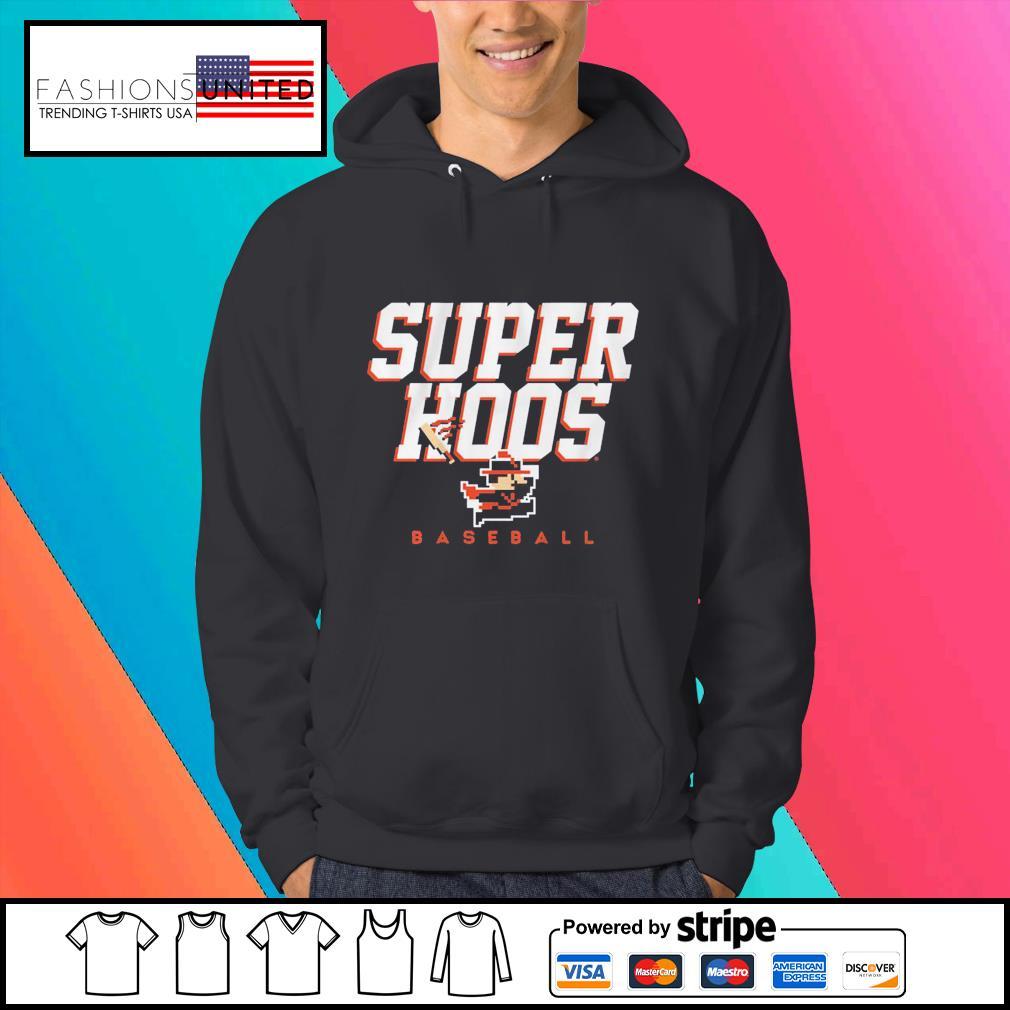 Super Hoos CavMan shirt, hoodie, sweater and tank top Hoodie