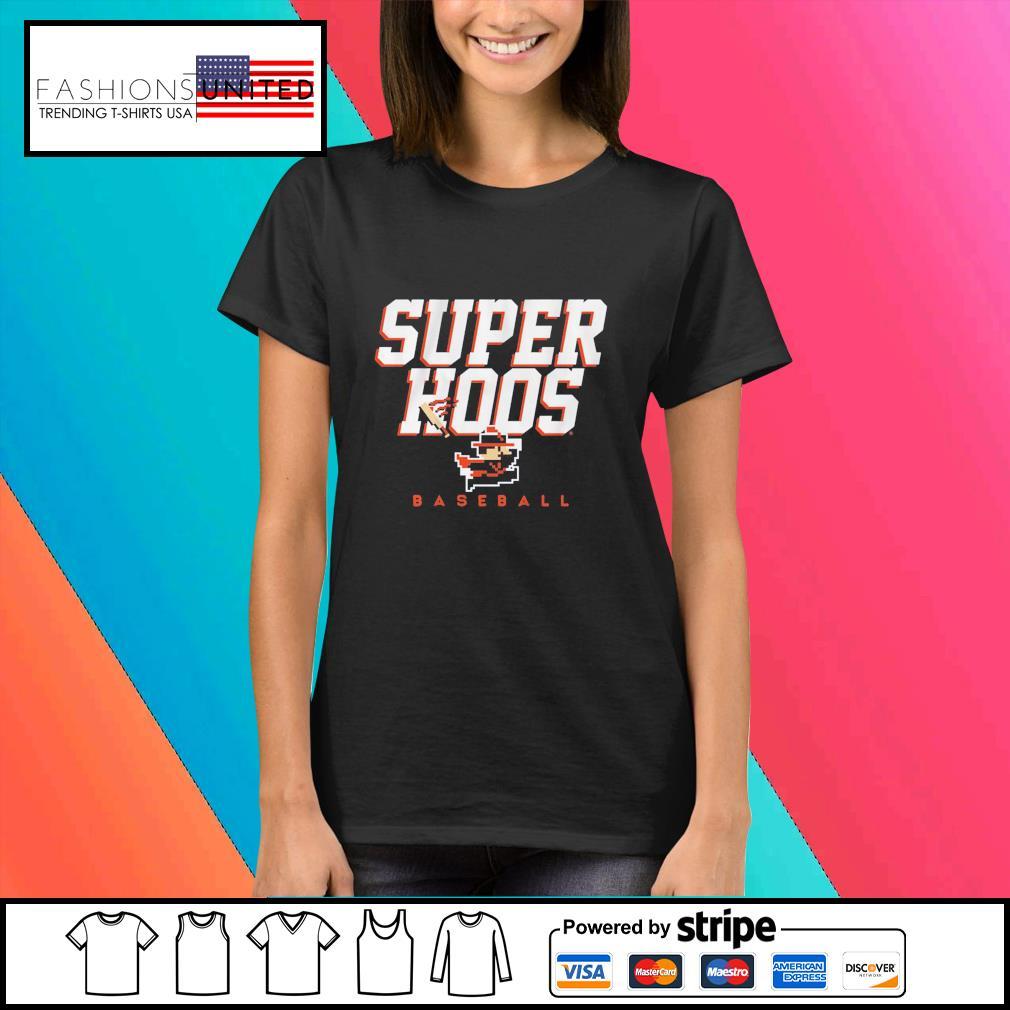 Super Hoos CavMan shirt, hoodie, sweater and tank top Ladies-tee