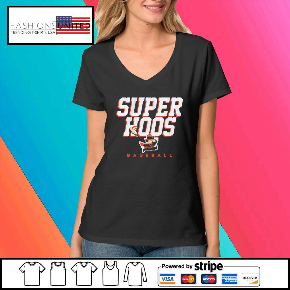 Super Hoos CavMan shirt, hoodie, sweater and tank top V-neck-t-shirt
