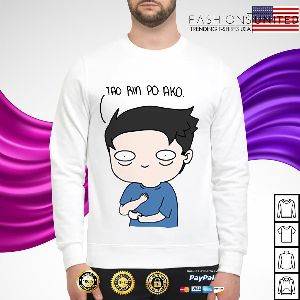 Sskait Tao rin po ako Sweater