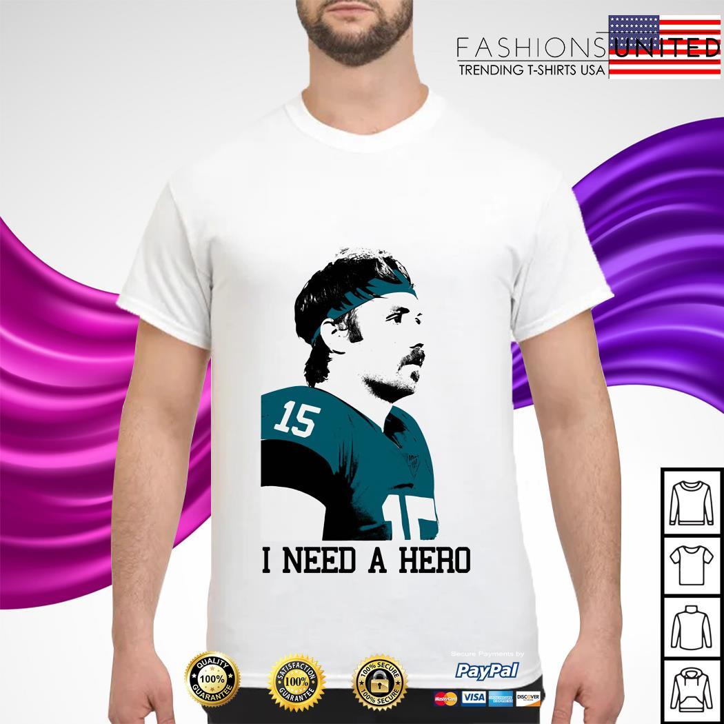 Jacksonville Jaguars I need a hero shirt