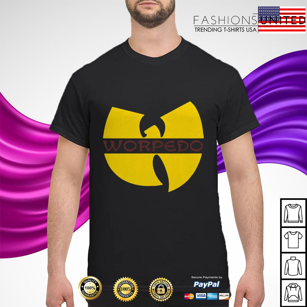 Official Wu Tang Worpedo shirt