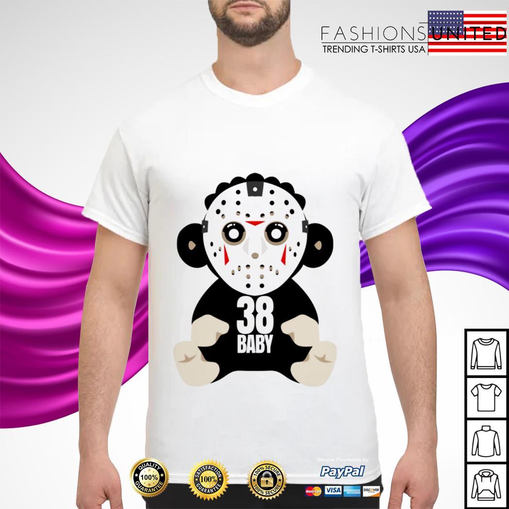 38 Baby Monkey Jason Mask Voorhees Shirt