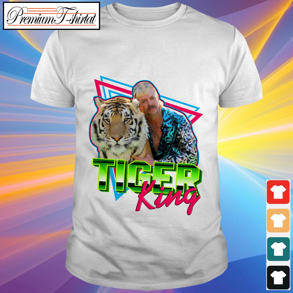 [CLICK HERE] Joe Exotic Tiger King shirt