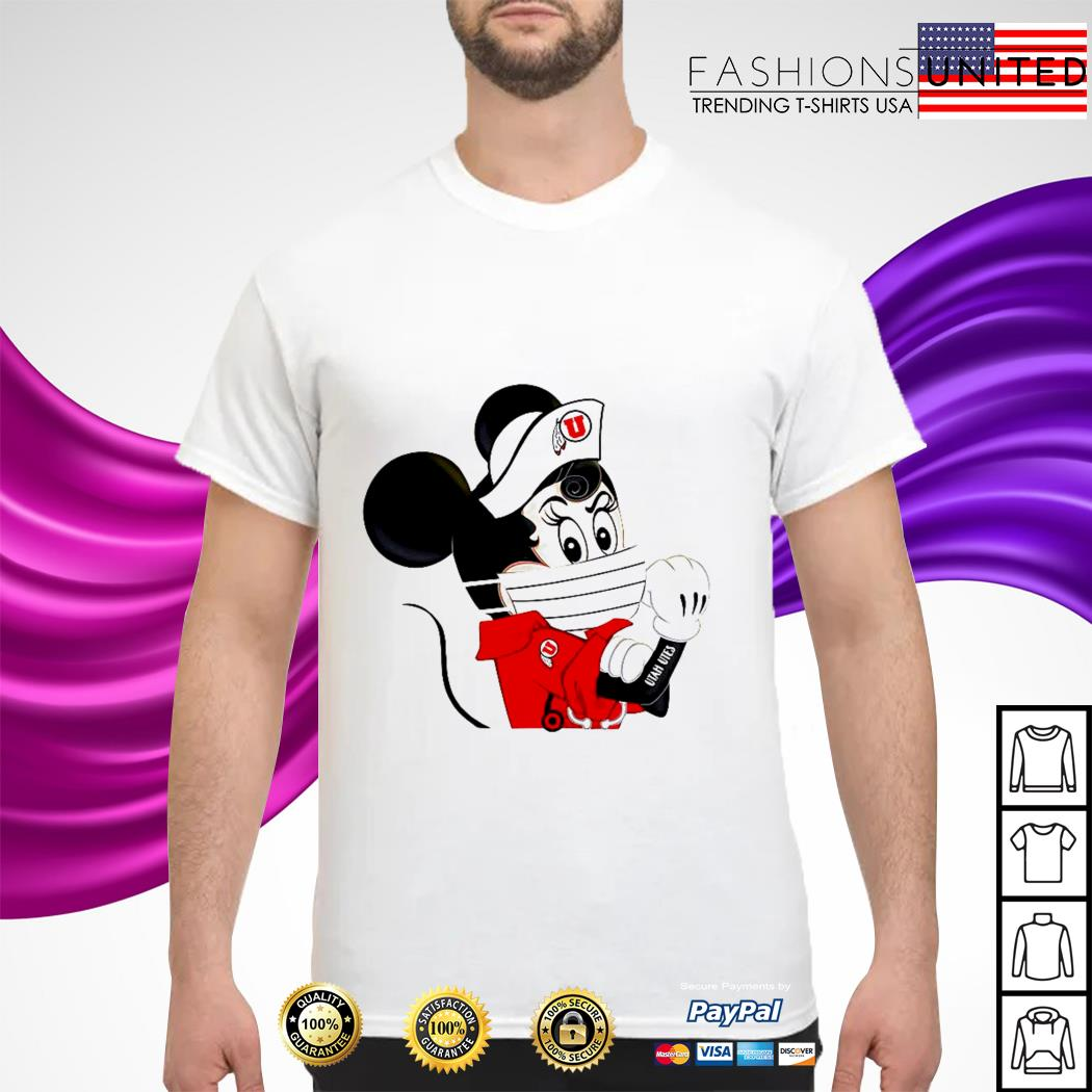 Mickey Utah utes tattoo shirt