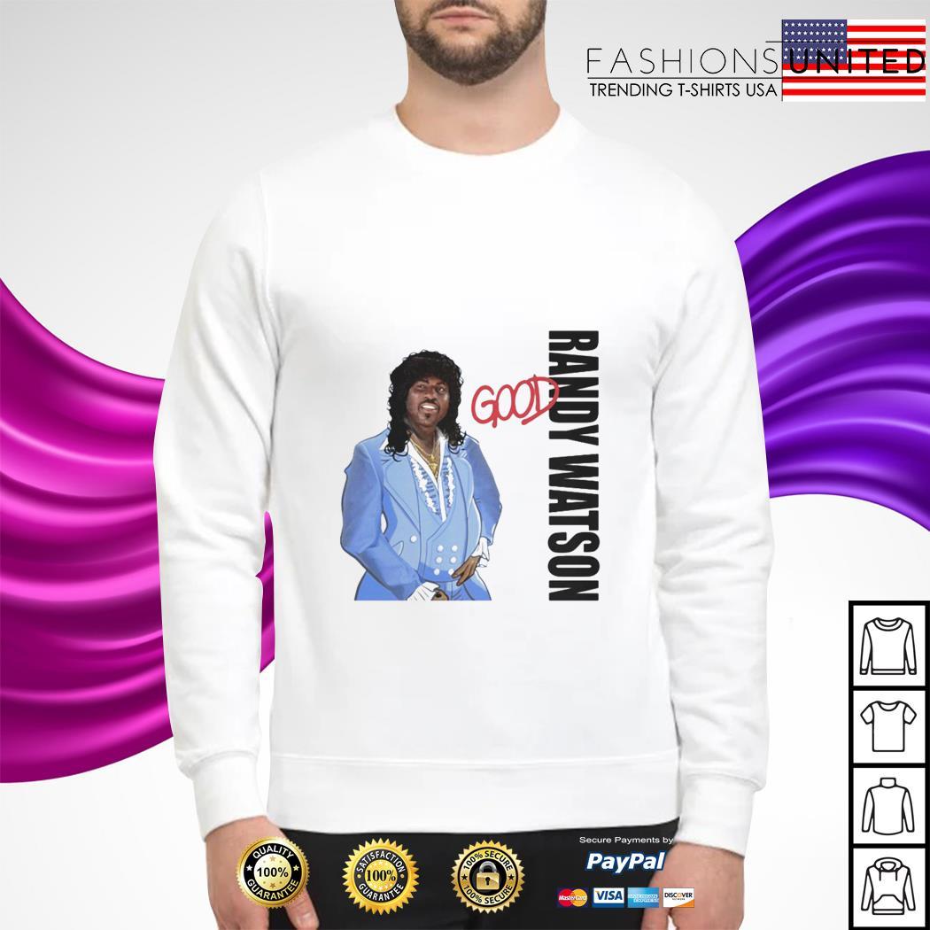 Randy watson signature sweater