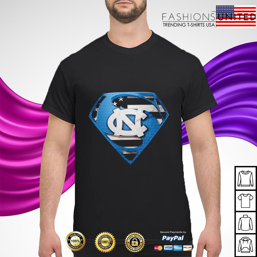 North Carolina Tar Heels shirt