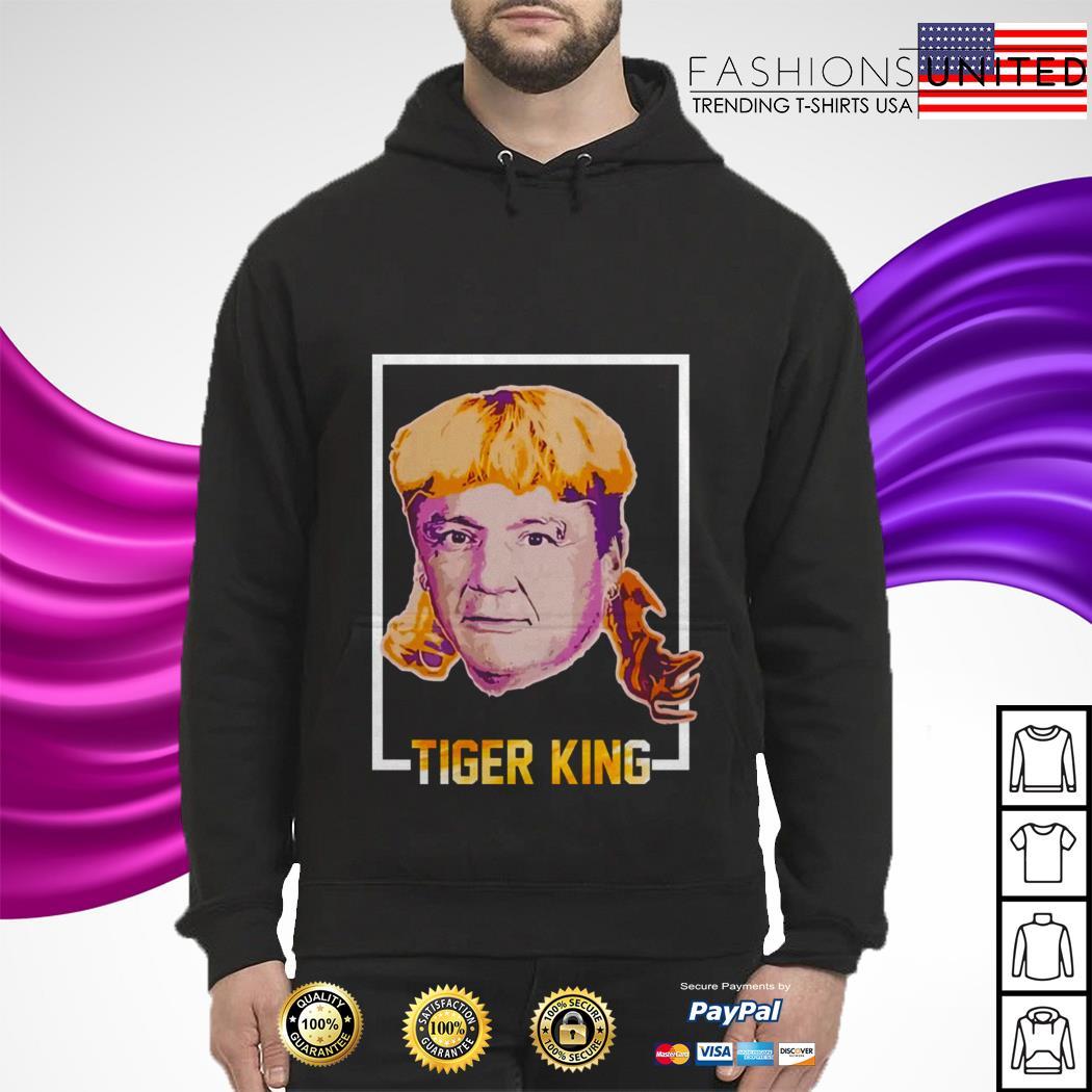 Tiger king hoodie