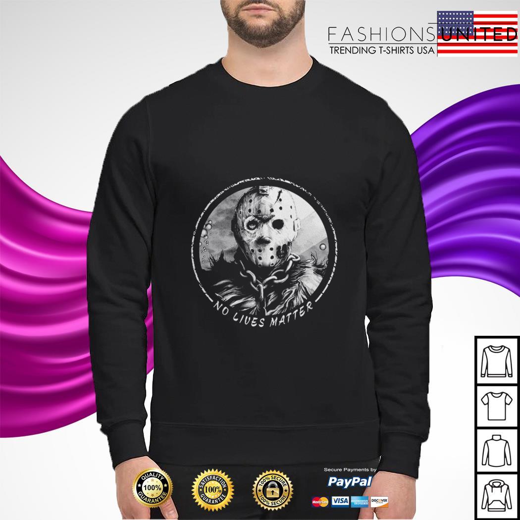Michael Myers No lives matter Sweater