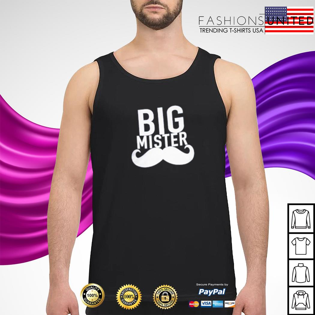 Official Big mister s tank-top
