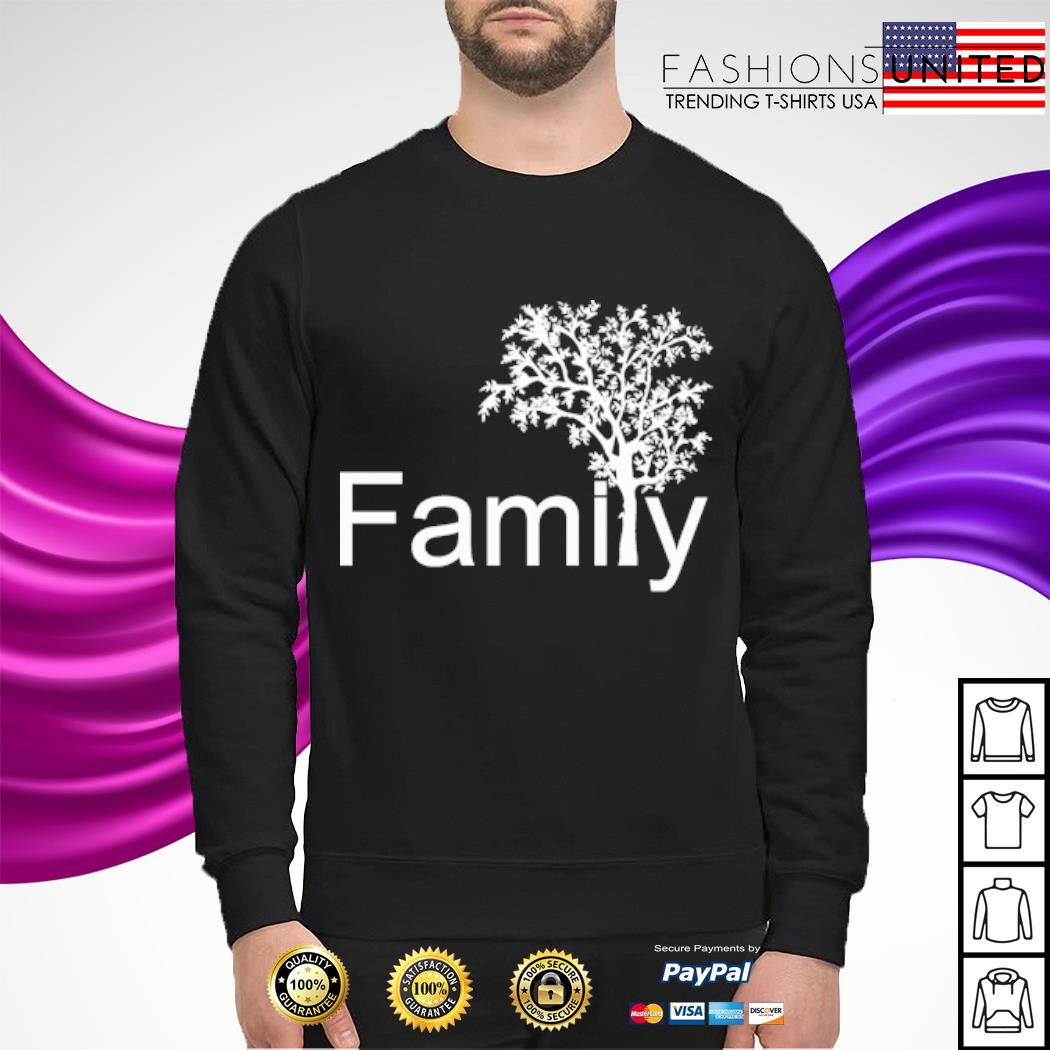 Official Family tree s sweater