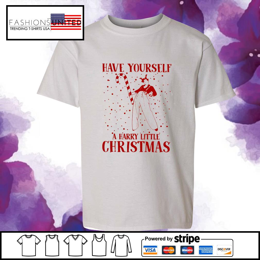 Harry Styles have yourself a Harry little Christmas s youth-tee