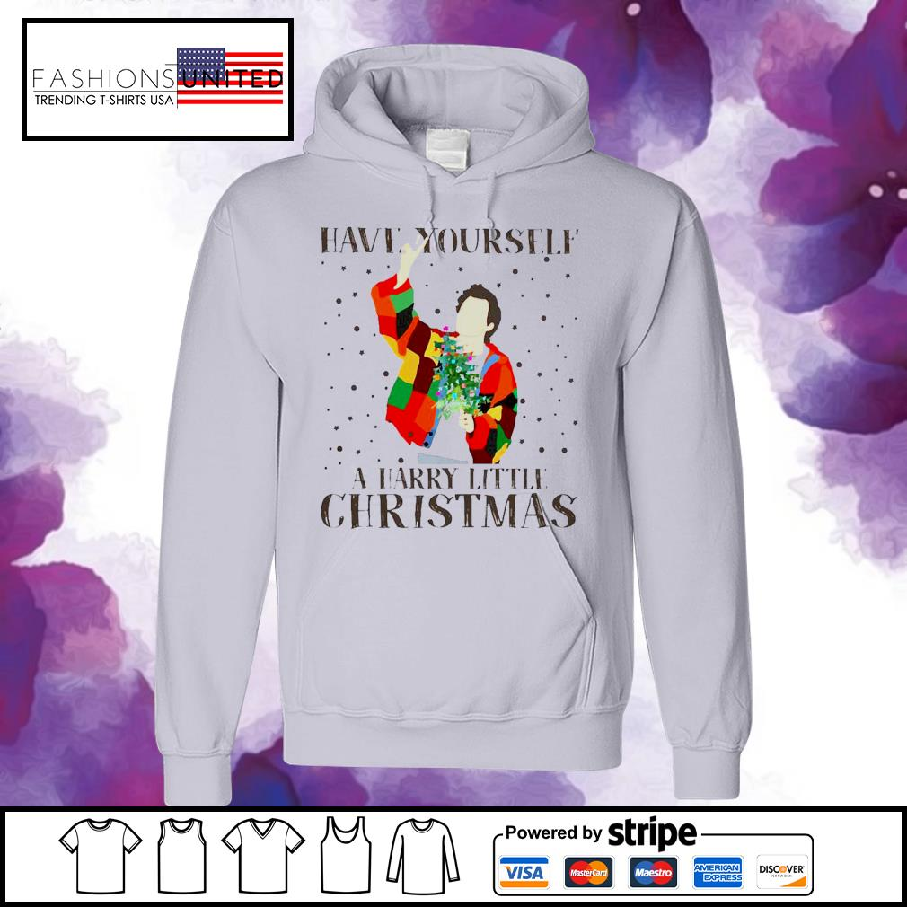 Louis Tomlinson Have Yourself A Harry Little Christmas Shirt hoodie