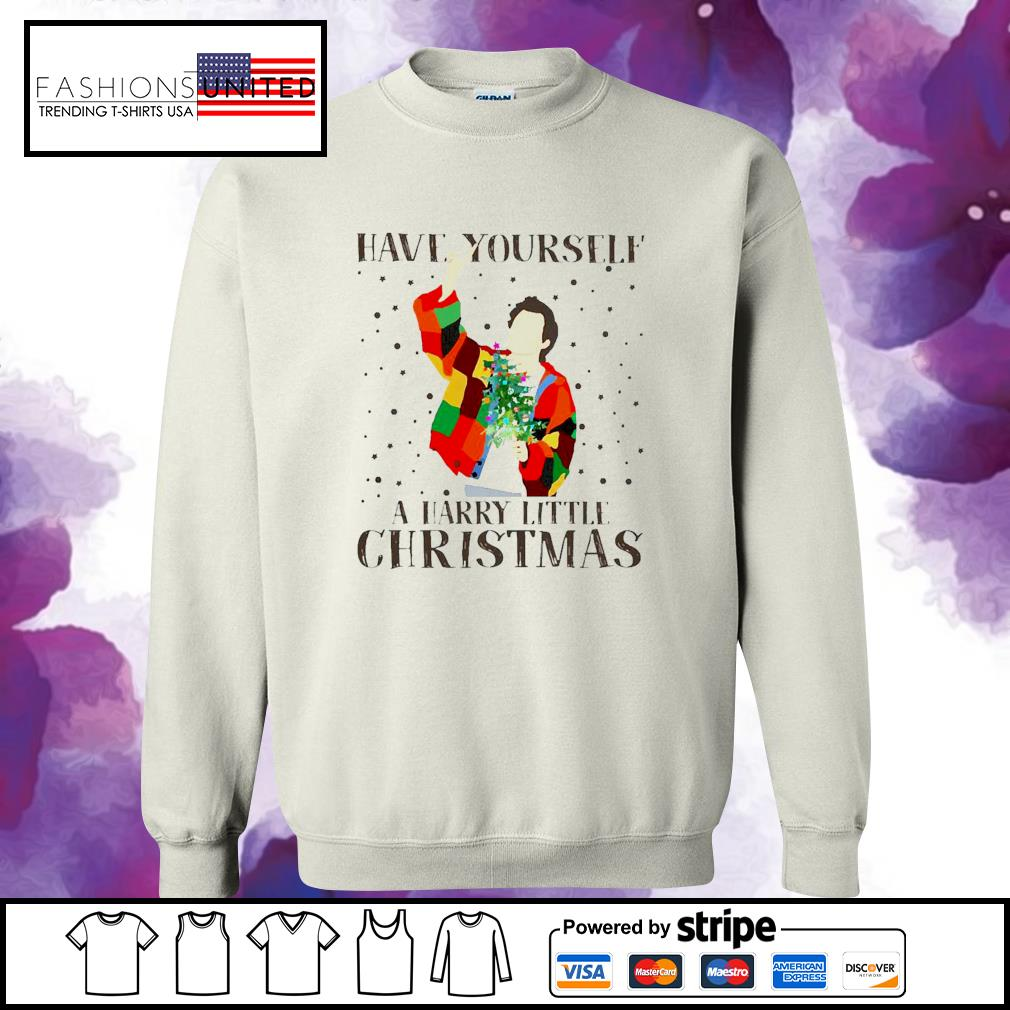 Louis Tomlinson Have Yourself A Harry Little Christmas Shirt sweater