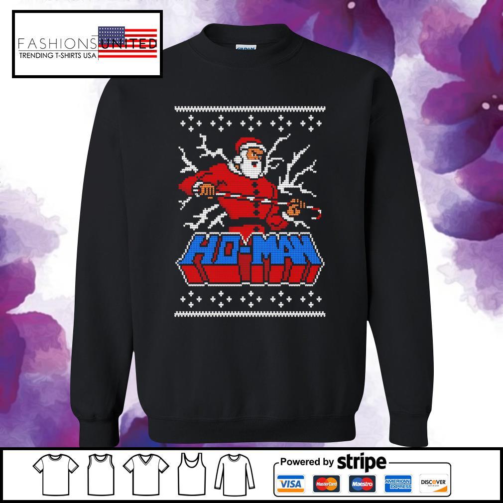 Ugly Ho man Christmas s sweater